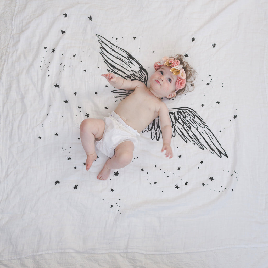 Wings Organic Swaddle