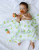 Curated Nest: Nurseries and Design - Baby's First Foods Organic Swaddles Set - Blanket