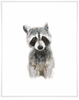 Curated Nest: Nurseries and Design - Baby Raccoon Print - Art