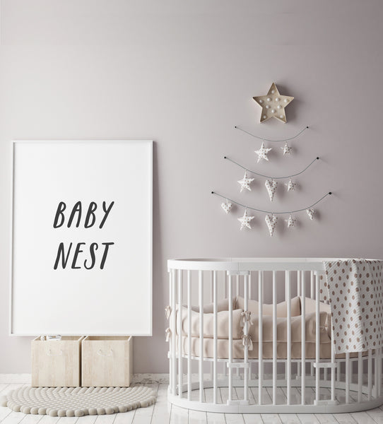 Curated Nest: Nurseries and Design - Baby Nest - Services