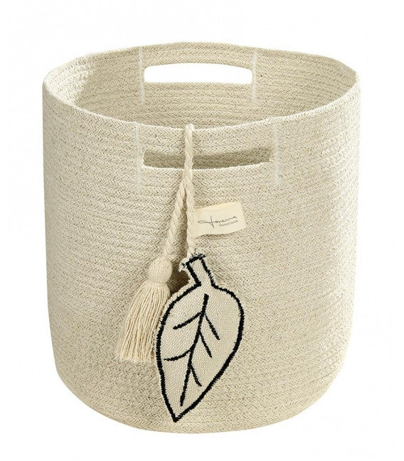 Curated Nest: Nurseries and Design - Natural Rope Basket - Storage