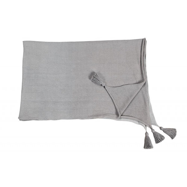 Ombré Blanket Grey