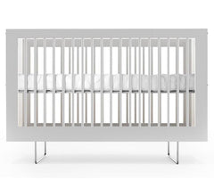 Alto Crib - Frosted Acrylic Sides