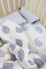 Curated Nest: Nurseries and Design - Fort Natural Cotton Handmade Quilt - Blanket