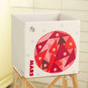 Curated Nest: Nurseries and Design - Canvas Storage Box - Mars - Storage
