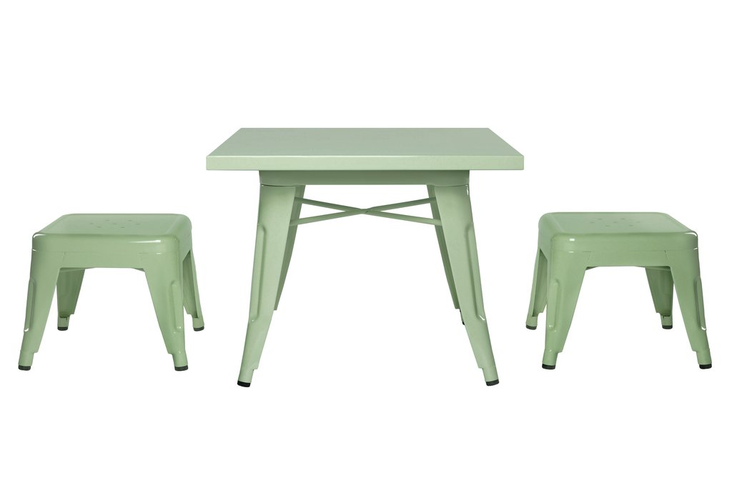 Curated Nest: Nurseries and Design - Lemonade Playset in Mint - Play Table