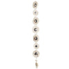 Curated Nest: Nurseries and Design - Ivory Mirror Goddess Pendant - wall decor