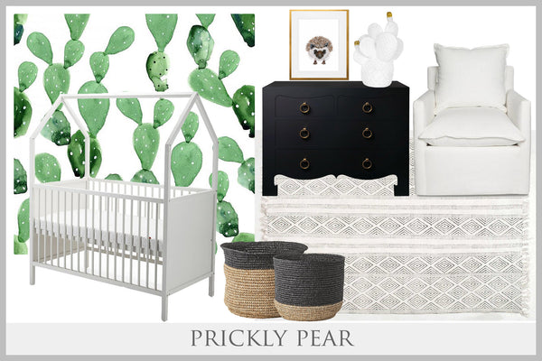 The Designer Nest in Prickly Pear
