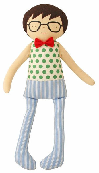 Ted Green Dots Hipster Doll