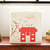 Curated Nest: Nurseries and Design - Canvas Storage Box - Tokyo - Storage