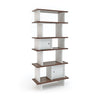 Oeuf Vertical Mini Library Bookshelf