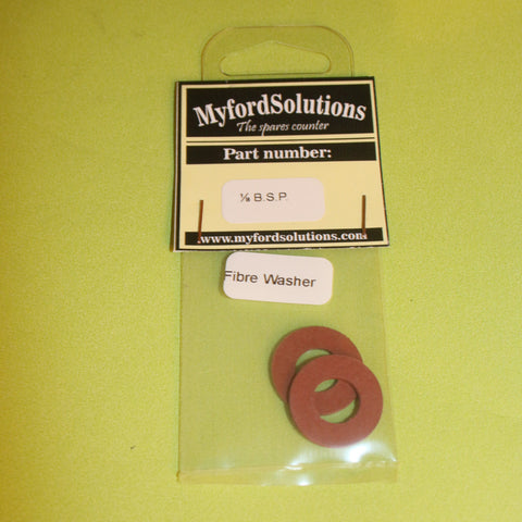 "Myford ML7 Fibre washer for 1/8"" drip feed"