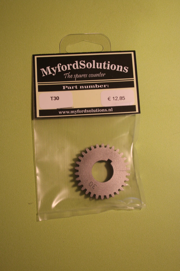 Myford Nottingham T30 change gear