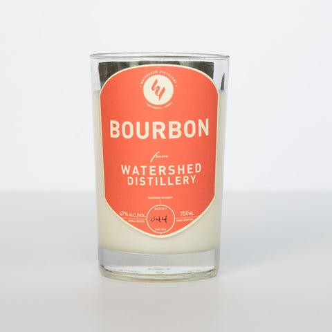 Watershed Bourbon Candle