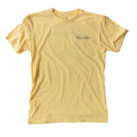 Limited Run Four Peel T-Shirt