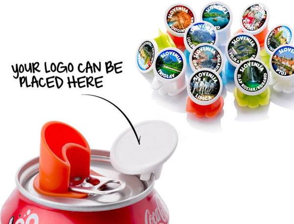 Customized Can Covers For Promotion (Package 600 Pieces) Promotional Products