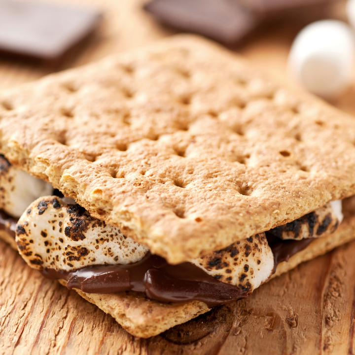 S'more for me! S'more for you!