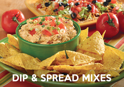 Dip & Spread Mixes