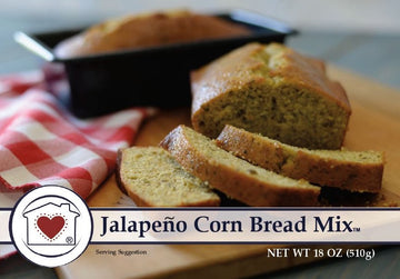 Jalapeno Cornbread Mix *NEW*