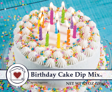 Birthday Cake Dip Mix *NEW*