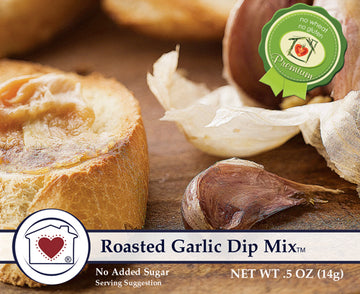 Roasted Garlic Dip Mix