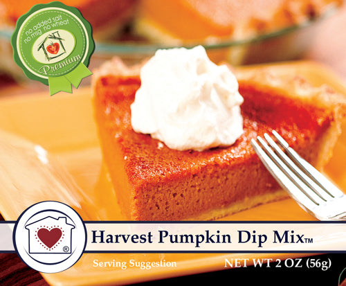 Harvest Pumpkin Dip Mix