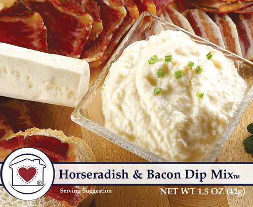 Horseradish & Bacon Dip Mix