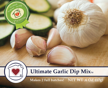 Ultimate Garlic Dip Mix