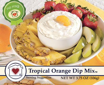 Tropical Orange Dip MIx (LIMITED EDITION)