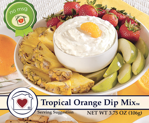 Tropical Orange Dip MIx