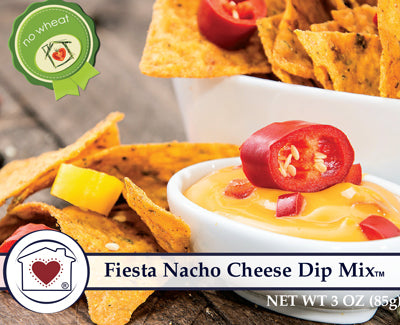 Fiesta Nacho Cheese Dip Mix