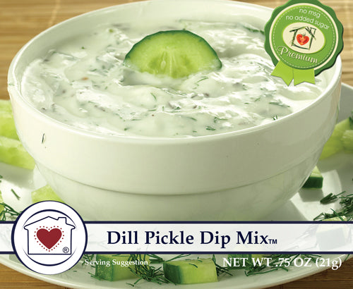 Country Home Creations Dilly Dip Mix Gourmet Mixes Drinks Dips