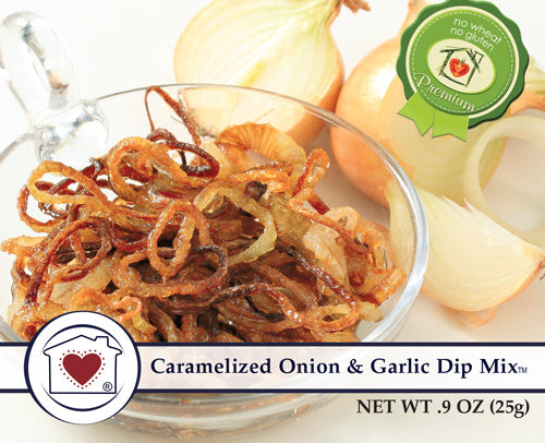 Caramelized Onion & Garlic Dip Mix