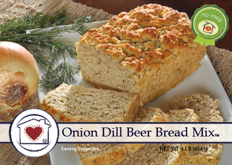 Onion Dill Beer Bread Mix