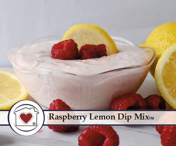 Raspberry Lemon Dip Mix *NEW*