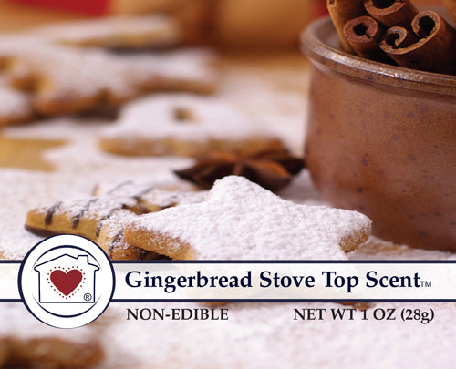 Gingerbread Stove Top Scent