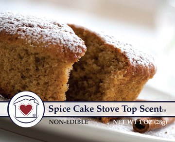 Spice Cake Stove Top Scent