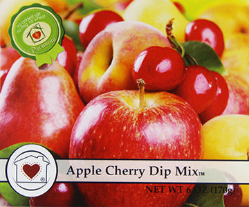 Apple Cherry Dip Mix
