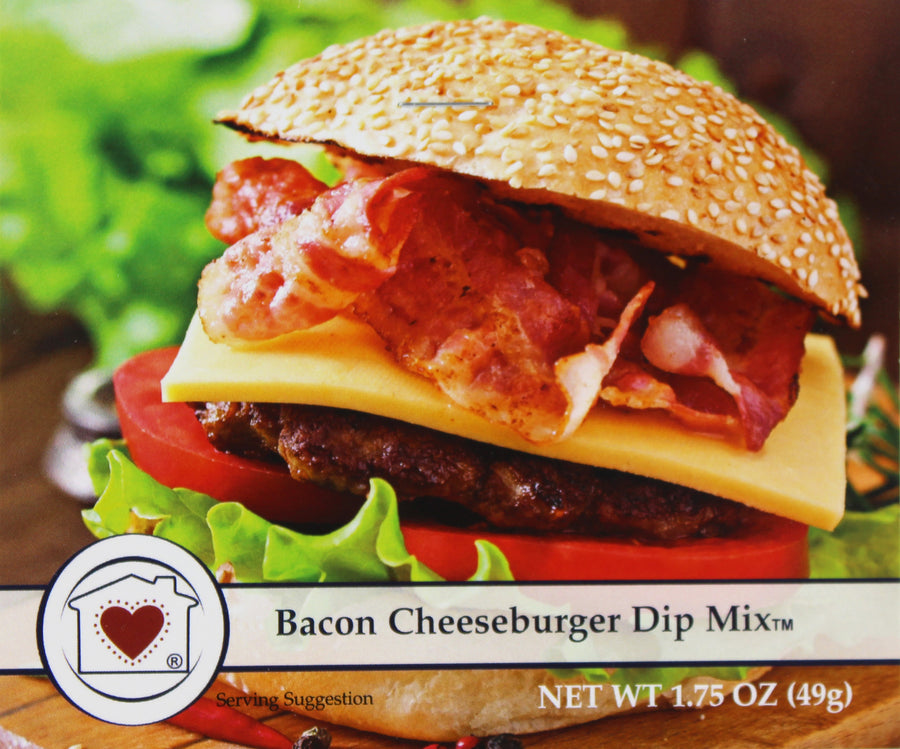 Bacon Cheeseburger Dip Mix **NEW**