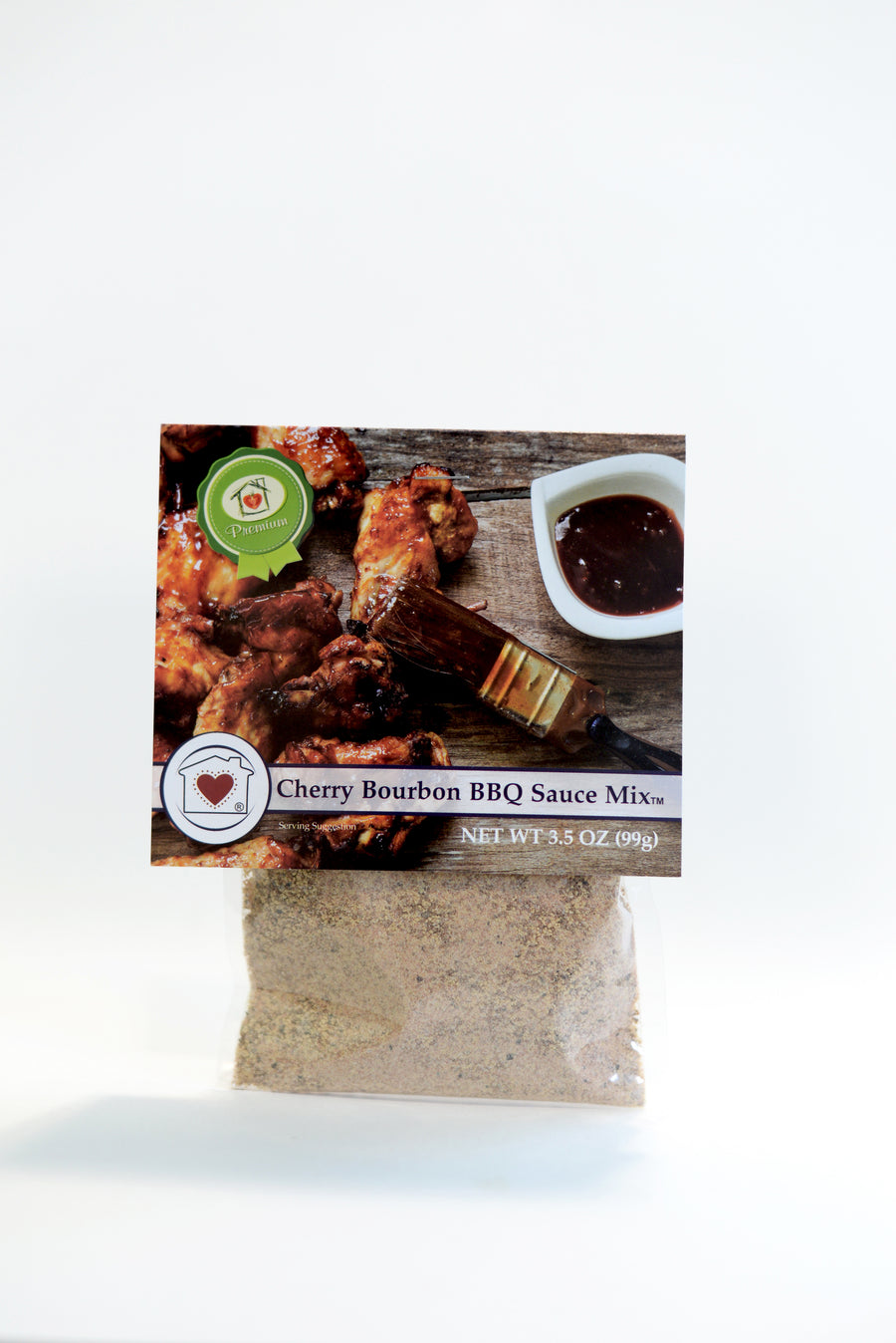 Cherry Bourbon BBQ Sauce Mix **NEW**