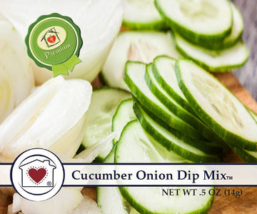Cucumber Onion Dip Mix