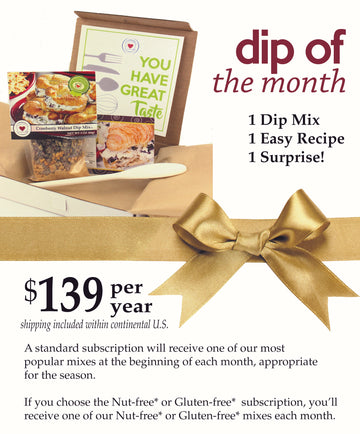 Dip of the Month Box