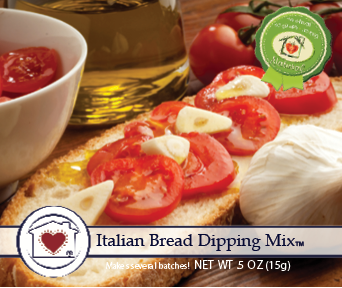 Italian Bread Dipping Mix