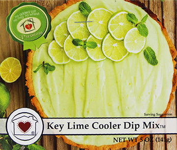 Key Lime Cooler Dip Mix