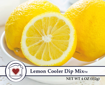 Lemon Cooler Dip Mix