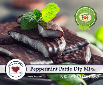 Peppermint Pattie Dip Mix