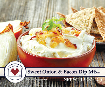 Sweet Onion & Bacon Dip Mix