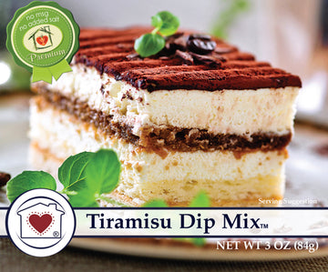 Tiramisu Dip Mix (LIMITED EDITION)