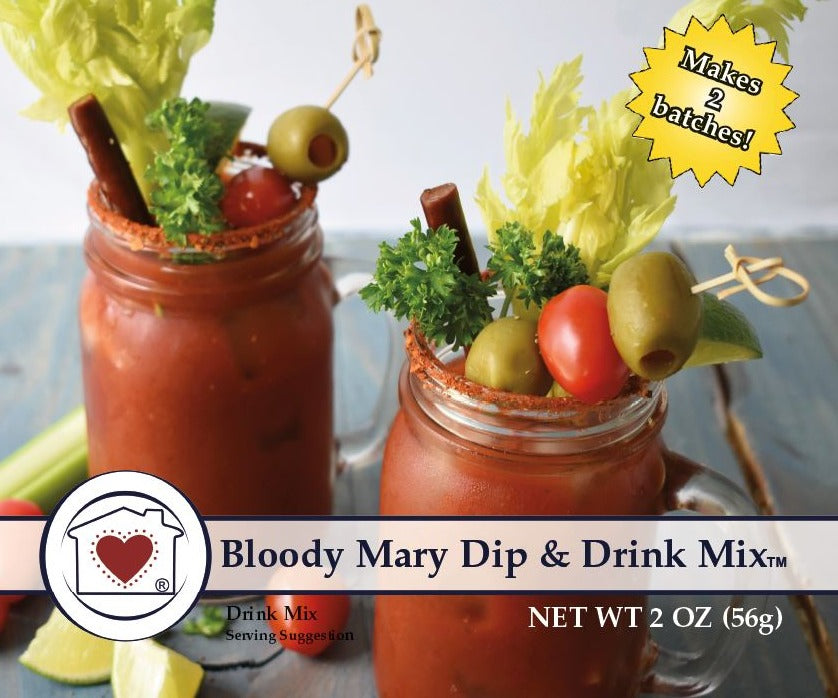 Blood Mary Dip & Drink Mix *NEW*