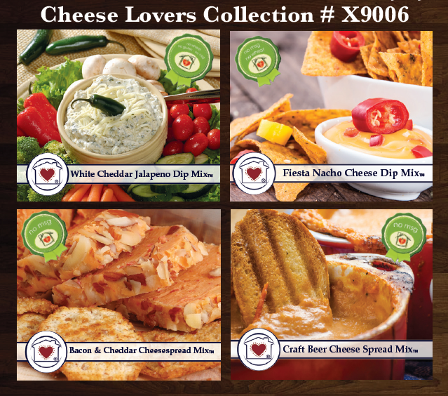 Cheese Lovers Collection
